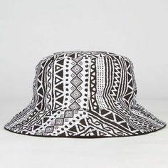 Tribal Reversible Bucket Hat
