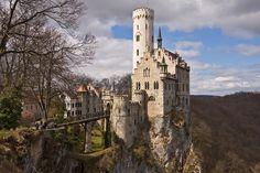 Lichtenstein Castle (Württemberg) - Wikipedia