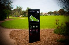 City of Port Phillip: Parks Signage