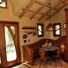For the first time ever, Michael J. Libow shares pictures inside his home fit for Hansel and Gretel