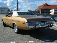1973 Dodge Polara Coupe, 383 4bbl/727 Auto