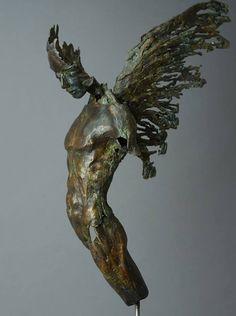 Philip Wakeham Sculptor   'The Fragile'