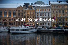 Travel Bucket List: Visit Scandinavia