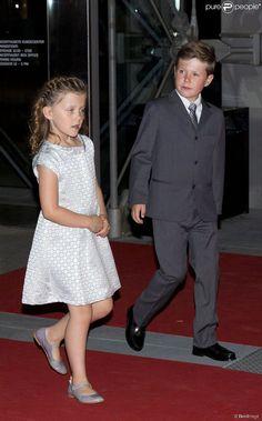 prince Christian la princesse Isabella