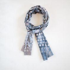 neat scarf!
