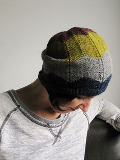 Fixation by Terhimon, via Flickr. Pattern:  Fixation by Ann Weaver via Ravelry