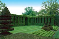 Enclosed Gardens.