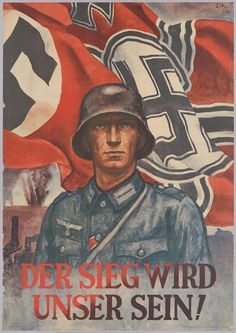 Der Sieg wird unser sein! 1941 // Elk Emil Eber