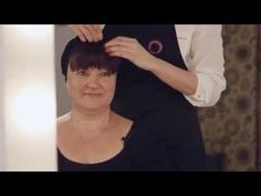 How to tie a head scarf - YouTube