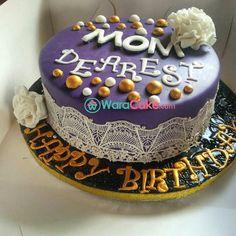 Happy Sunday Fam. #WaraCake #Birthdays #fondant #cakelovers #cakeporn #cakes