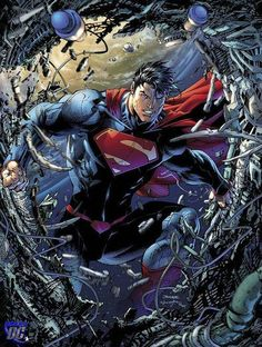 Upcoming Superman Unchained