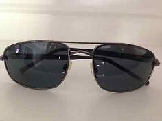 awesome Maui Jim Kahuna MJ-162-02 Gunmetal Prescription Sunglasses *No Reserve*