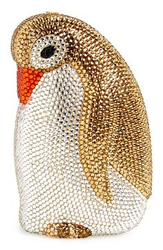 Darling crystal penguin clutch http://rstyle.me/n/uutu9nyg6