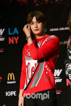 Before each concert night at KCON 2015 in LA this past weekend, a special red carpet event was held for the fans and media to meet the stars up close. Jaehyo Block B, B Bomb, Starred Up, Sistar, Red Carpet Event, Super Junior, Kpop Groups, Monsta X, Shinee