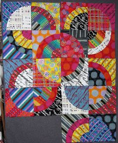 10 more blocks, 18 so far.................... | Exuberant Color | Bloglovin'