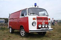 Custom (ex) Feuerwehr T2 Panelwagen