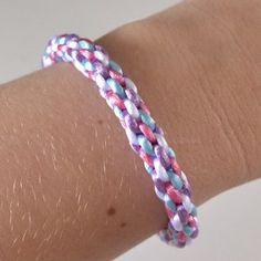 8-Cord Kumihimo Bracelet Tutorial | AllFreeJewelryMaking.com