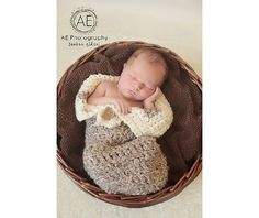 Ravelry: Newborn Cocoon with buttons pattern by Olesya Pronyaeva