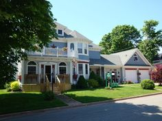 Island Home Bed and Breakfast in Summerside, Prince Edward Island, Canada. Built in 1906.