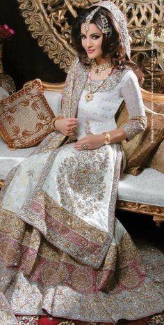 Pakistani Bridal Dresses Latest collection 2013 2014 Fashion