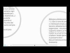 Report Sala Borsa - Una Bologna in miniatura? Blog, Libraries, Miniatures, Libros, Sons, Blogging