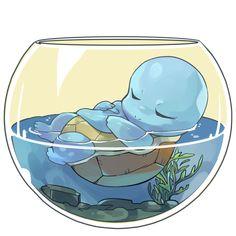 "bokchois: ""I'm going to be that person with a million pokemon stickers merch "" Pokemon Fan Art, Cool Pokemon, Nintendo Pokemon, Pikachu Kunst, Pikachu Art, Baby Pokemon, Cute Kawaii Drawings, Cute Animal Drawings, Pokemon Terrarium"