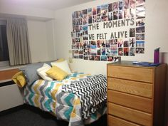 Dorm room idea!
