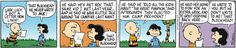 Peanuts by Charles Schulz | June 21, 2013 - Mention of the Great Pumpkin
