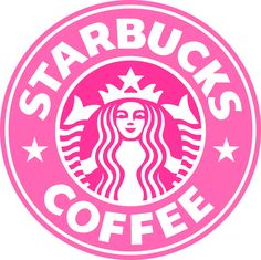 Starbucks in PINK!