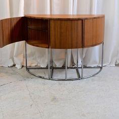 Porada Console by G Azzarello through Poliform   Home Furniture on Consignment