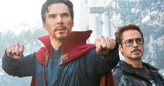 Benedict Cumberbatch Broke a Big Marvel Rule on Infinity War Set -- Doctor Strange star Benedict Cumberbatch has revealed that he definitely did something he wasn't supposed to while shooting Infinity War. -- http://movieweb.com/avengers-infinity-war-benedict-cumberbatch-broke-script-rule/