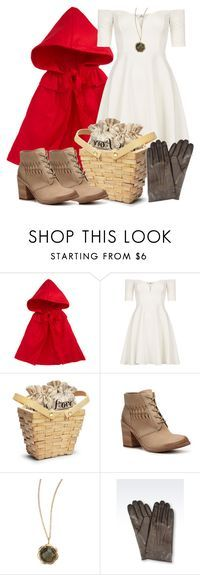"""""""Lydia Inspired Halloween Costume (Little Red Riding Hood)"""" by veterization ❤ liked on Polyvore featuring Siaomimi, Oh My Love, Modern Vintage, Jamie Wolf and Emporio Armani Halloween Outfits, Fete Halloween, Cute Halloween Costumes, Halloween Stuff, Women Halloween, Vintage Halloween, Halloween Makeup, Maquillage Halloween Simple, Costume Carnaval"""