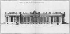 German Architecture, Architecture Drawings, Classical Architecture, Empire Design, Elevation Plan, New York Photos, High Resolution Photos, Bourbon, Planer
