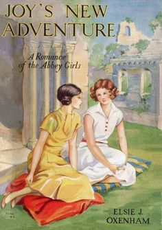 Joy's New Adventure: A Romance of the Abbey Girls by Elsie J. Oxenham http://www.amazon.com/dp/0956783449/ref=cm_sw_r_pi_dp_28a.wb1XF6FXK