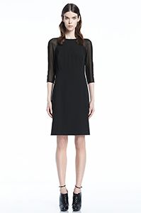 Holiday Style LBD: J Brand Anne Dress         #JBRANDHoliday #WMag