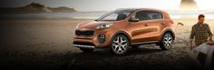 The redesigned Kia Sportage has one-upped the design standards in its own class.