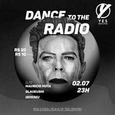 #VEJA Yes Bar e Pub: Dance to The Radio #agenda @paroutudo via ParouTudo http://ift.tt/29dxaJJ #Raynniere #Makepeace