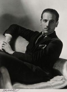 George Hurrell - Melvyn Douglas (1931)