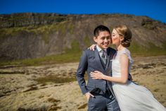 So cute!! #love #weddings #photography #iceland #kiss