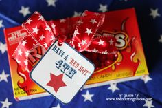 """Have a """"Red Hot"""" 4th!"""