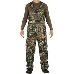 Mossy Oak Cotton Mill Camo Hunting Bibs, Uninsulated Camo Overalls for Men Hunting Rain Gear, Hunting Bibs, Camo Hunting Pants, Hunting Camouflage, Hunting Shirts, Hunting Clothes, Hunting Stuff, Camo Outfits, Fishing Outfits