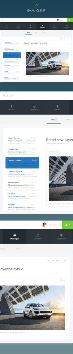 Simplissime - A simple desktop application on Behance