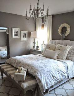 Einrichtungsideen Schlafzimmer - gestalten Sie einen gemütlichen ...