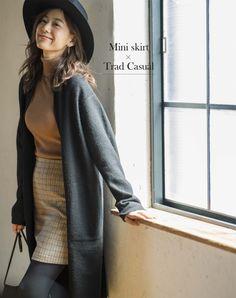 新しいボトムスが続々登場するこの季節、いち早く注目したいのがウール素材。シルエット、カラーのバリエーションが豊富なユニクロのウールボトムスなら、自分らしい着こなしにぴったりの一着が見つかります。秋冬のムードを一気に高めてくれる、ウールボトムスの今年らしい着こなしを厳選してお届け!エレガントな上品ムードに秋冬のエッセンスをひとさじ旬顔シルエットのレディスカートは、あたたかみのあるウール素材に更新して...