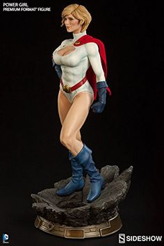 Sideshow-DC-Comics-Power-Girl-Premium-Format-Figure-Statue - Visit to grab an amazing super hero shirt now on sale!