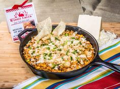 Skillet Enchilada Dip made with local Kansas ingredients from From the Land of Kansas members. Skillet Enchiladas, Mexican Vegetables, Mexican Dips, State Fair Food, Cup Of Cheese, Red Enchilada Sauce, Star Food, Roasted Corn, Canned Black Beans
