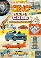 "A young reader's introduction to where cars came from and how they work. Presented in comic book format. ""In Dan Zettwoch's Science Comics: Cars, you'll learn where cars came from and how they work. When you pop the hood, what are you looking at? How does gasoline - or electric batteries, or even steam - make a car move? Rev up your motor and take look at the combustible history of the automobile and its explosive effects on our modern lives. Science Comics, Car Engine, Book Collection, Science And Nature, Book Club Books, Nonfiction Books, Solar System, Book Recommendations, Book Format"