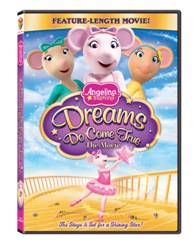 Reviewed By Mom: Angelina Ballerina: Dreams Do Come True....Review & Give Away!