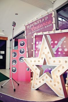 Rockstar Girl | Philippines Children's Party Blog