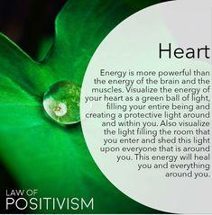 Beautiful description of the Heart